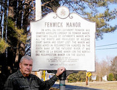 "<div class=""source"">Photo submitted</div><div class=""image-desc"">Author Frederick Fenwick, a 1969 graduate of Washington County High School, has completed his fourth installment of the Lasting Visions series. The latest addition focuses on his mother, Floy Bugg Fenwick.</div><div class=""buy-pic""></div>"