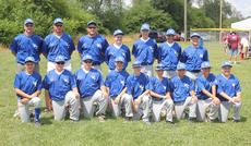 """<div class=""""source"""">Photo by Brandon Mattingly</div><div class=""""image-desc"""">Pictured front row from left - John Floyd, Taylor Smith, Tyler Smith, Noah Abell, Issac Beam, Tyler Coulter, Justin Mitchell, Drew Yates and Grant Satterly. Back row - Coach Ricky Satterly, Coach Leonard Abell, Coach Mike Abell, Jake Yates, Landon Taylor, Devin Hurst and Josh Cain.</div><div class=""""buy-pic""""><a href=""""/photo_select/14567"""">Buy this photo</a></div>"""