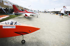"""<div class=""""source"""">Jesse Osbourne </div><div class=""""image-desc"""">Hundreds gathered at the Lebanon - Springfield Airport over the weekend to check out the action at Jets over Kentucky. </div><div class=""""buy-pic""""><a href=""""/photo_select/12268"""">Buy this photo</a></div>"""