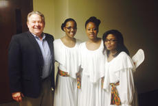 """<div class=""""source"""">Photo submitted</div><div class=""""image-desc"""">Pictured is Washington County High School Principal Paul Terrell with Skyla Graves, Jazzlin Linton and Brandy Ford following the Dr. Martin Luther King, Jr. celebration at River of Life Church last month.</div><div class=""""buy-pic""""></div>"""