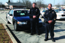 "<div class=""source"">Spencer Jenkins</div><div class=""image-desc"">Springfield Police Department Sgt. A.J. Lewis, left, stands beside his father, Bardstown Police Department Maj. Ray Lews. </div><div class=""buy-pic""><a href=""/photo_select/13887"">Buy this photo</a></div>"