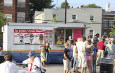"""<div class=""""source"""">Photo by Brandon Mattingly</div><div class=""""image-desc"""">Girls dance as the line for ice cream begins to grow.</div><div class=""""buy-pic""""><a href=""""/photo_select/16736"""">Buy this photo</a></div>"""
