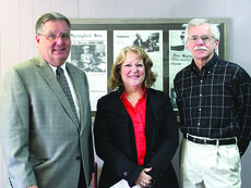 """<div class=""""source"""">Photo by Brandon Mattingly</div><div class=""""image-desc"""">Greg Goatley, Lisa Haydon and Fred Hagan have been instrumental in local Red Cross fundraising efforts for the Red Cross Heroes program.</div><div class=""""buy-pic""""><a href=""""/photo_select/14240"""">Buy this photo</a></div>"""
