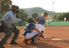 """<div class=""""source"""">Jimmie Earls</div><div class=""""image-desc"""">Washington County's Trae Coulter  hits a lead-off single in the second inning against Campbellsville in the 9-10 year-old District 5 Little League final on July 2.</div><div class=""""buy-pic""""><a href=""""/photo_select/6598"""">Buy this photo</a></div>"""