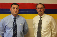 """<div class=""""source"""">Photo by Brandon Mattingly</div><div class=""""image-desc"""">Pictured is new WCHS softball Head Coach Paul Coulter, left, with athletic director Jeff Tingle.</div><div class=""""buy-pic""""><a href=""""/photo_select/12831"""">Buy this photo</a></div>"""