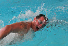"""<div class=""""source"""">Photo by SCC Sports Information</div><div class=""""image-desc"""">Jacob Williams won the 500-yard freestyle at a meet at Asbury University. </div><div class=""""buy-pic""""></div>"""