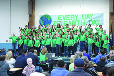 "<div class=""source"">Photo by Brandon Mattingly</div><div class=""image-desc"">WCES students presented a program for visitors, ""Every Day Is Earth Day,"" at last Thursday's Family Night.</div><div class=""buy-pic""><a href=""/photo_select/14051"">Buy this photo</a></div>"