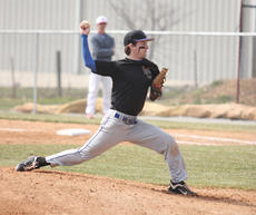 """<div class=""""source"""">Photo by Brandon Mattingly</div><div class=""""image-desc"""">Senior Will Begley kept his team in the game with a strong showing on the hump on Saturday in 7-6 loss at Nelson County.</div><div class=""""buy-pic""""><a href=""""/photo_select/14061"""">Buy this photo</a></div>"""