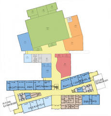 """<div class=""""source"""">Ross Tarrant Architects</div><div class=""""image-desc"""">This diagram shows the layout of the main building of the new Washington County High School, which is expected to open for the 2014-15 school year.</div><div class=""""buy-pic""""></div>"""