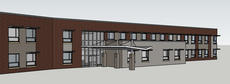 """<div class=""""source"""">Ross Tarrant Architects</div><div class=""""image-desc"""">This image was released as part of the first phase of the new Washington County High School, which is scheduled to open at the start of the 2014-15 school year.</div><div class=""""buy-pic""""></div>"""