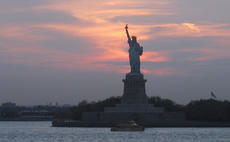 """<div class=""""source"""">courtesy of Charlotte Campbell</div><div class=""""image-desc"""">A trip to New York City isn't complete without seeing some of the historic landmarks. The students got a chance to take a ferry and see the Statue of Liberty while in The Big Apple.</div><div class=""""buy-pic""""></div>"""