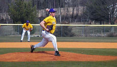 """<div class=""""source"""">Photo by SCC Sports Information</div><div class=""""image-desc"""">Junior southpaw Andrew Nelson pitched a complete game in the Patriots' 4-2 win at Shawnee State.</div><div class=""""buy-pic""""></div>"""