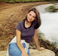 """<div class=""""source"""">Courtesy of Rachel's Challenge</div><div class=""""image-desc"""">Rachel Joy Scott was the first person killed in the April 20, 1999 school shooting at Columbine High School in Colorado.</div><div class=""""buy-pic""""></div>"""
