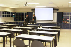 """<div class=""""source"""">Jeff Moreland</div><div class=""""image-desc"""">The new science lab at Mary Queen of the Holy Rosary School in Lexington was provided by Alltech, and owners, Dr. and Mrs. Pearse Lyons. They have offered to create a similar lab for St. Dominic School in Springfield.</div><div class=""""buy-pic""""><a href=""""/photo_select/9524"""">Buy this photo</a></div>"""