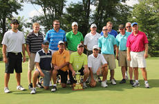 """<div class=""""source"""">Photo by Brandon Mattingly</div><div class=""""image-desc"""">The President's Cup returned to Springfield after a two-year absence. Golfers representing Lincoln Homestead now lead the series 8-7 all-time over Lebanon Country Club. The 2013 President's Cup winners standing from left - Michael George, Aaron Spalding, Barrett Tingle, Scott Reinle, Jason Osbourne, Mikie Yates, Bobby Hayden III, Chad Hardin, Fred Armstrong and David Carney. Kneeling - Jordon Reinle, Ricky Hoppes, Joe B. Yates and Johnny Reinle. Not pictured is Brad Langford.</div><div class=""""buy-pic""""><a href=""""/photo_select/14666"""">Buy this photo</a></div>"""
