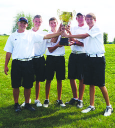 "<div class=""source""></div><div class=""image-desc"">The Bethlehem High School golf team started the year off with the second annual Lee's Famous Recipe Kickin' Chicken Tournament on Monday, July 29. Participating in the tournament were teams from Bardstown, Bethlehem, Nelson County, and Thomas Nelson High Schools.  For the second year in a row, Bethlehem took home the traveling trophy, winning the competition by 29 strokes. Pictured above are Corey Robinson, Henry Smith, J.T. Smith, Daniel Steele and Will Schlosser (of Springfield).</div><div class=""buy-pic""><a href=""http://web2.lcni5.com/cgi-bin/c2newbuyphoto.cgi?pub=023&orig=Will%2BSchlosser_pic.jpg"" target=""_new"">Buy this photo</a></div>"