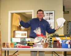 "<div class=""source"">Jimmie Earls</div><div class=""image-desc"">Many items will be up for bids during the annual Lions/Rotary Radio Auction, which takes place Sunday, Dec. 5 from 1-5 p.m., which will be hosted by Hal B. Goode on 100.5 FM.