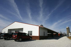 "<div class=""source"">Jesse Osbourne</div><div class=""image-desc"">The exterior of the new dairy facility. </div><div class=""buy-pic""><a href=""/photo_select/10229"">Buy this photo</a></div>"