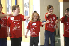 "<div class=""source"">Jesse Osbourne</div><div class=""image-desc"">Students did the Hokey Pokey before sessions started on Saturday during BLAST.</div><div class=""buy-pic""><a href=""/photo_select/13301"">Buy this photo</a></div>"