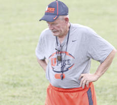 "<div class=""source"">Photo by Brandon Mattingly</div><div class=""image-desc"">Dudley Hilton resigned for both ""personal and health matters"" after three seasons as the University of Pikeville Bears head coach.</div><div class=""buy-pic""><a href=""/photo_select/16960"">Buy this photo</a></div>"