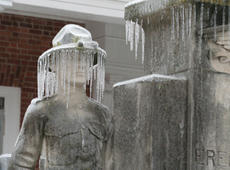 """<div class=""""source"""">Jeff Moreland</div><div class=""""image-desc"""">Nearly everything in Washington County was covered with ice Wednesday morning following the ice storm that made its way through the county over night.</div><div class=""""buy-pic""""><a href=""""/photo_select/2325"""">Buy this photo</a></div>"""