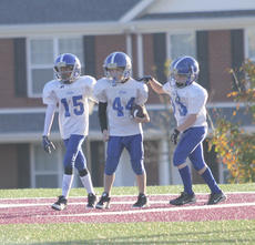 """<div class=""""source"""">Sun file photo</div><div class=""""image-desc"""">Tristan Yeager, 11, died as the result of a car wreck Sunday. He was a fifth-grade student at North Washington Elementary School, and had played football in the Blake Hoppes Football League for five years. He missed much of last season due to a broken arm, but got his cast off and, although not cleared to play by his doctor, was able to score a touchdown in the team's final game of the season thanks to an arrangement made by his coaches and the opponent.</div><div class=""""buy-pic""""><a href=""""/photo_select/17002"""">Buy this photo</a></div>"""