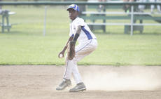 "<div class=""source"">Photo by John Overby</div><div class=""image-desc"">Washington County 11-12-year-old Little League all-star shortstop Jatavian ""JaJa"" Churchill loads up a throw to first base in the team's final game of the tournament against Marion County last week.</div><div class=""buy-pic""><a href=""/photo_select/16753"">Buy this photo</a></div>"