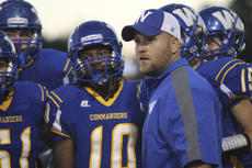 """<div class=""""source"""">John Overby</div><div class=""""image-desc"""">Head Coach Eric Sagrecy thinks that his team's biggest problem is that they continue to hurt themselves with turnovers.</div><div class=""""buy-pic""""><a href=""""http://web2.lcni5.com/cgi-bin/c2newbuyphoto.cgi?pub=023&orig=img_8427-a1.jpg"""" target=""""_new"""">Buy this photo</a></div>"""