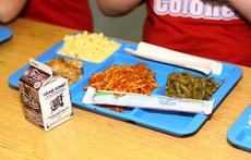 """<div class=""""source"""">Jeff Moreland</div><div class=""""image-desc"""">The meals served to students in Washington County schools, as well as those across the nation, will soon take a turn for the healthier side as a new law signed by President Barack Obama begins to be implemented.</div><div class=""""buy-pic""""><a href=""""/photo_select/7985"""">Buy this photo</a></div>"""