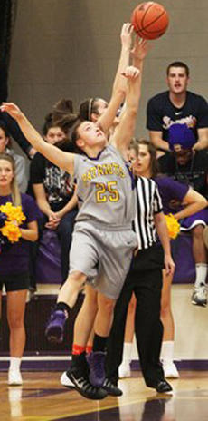 """<div class=""""source"""">Photo by SCC Sports Information</div><div class=""""image-desc"""">Stacie Shrout helped her SCC Lady Patriots defeat the Bluefield Rams last week.  </div><div class=""""buy-pic""""></div>"""