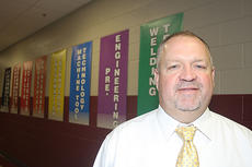"""<div class=""""source"""">Stevie Lowery / Landmark News Service</div><div class=""""image-desc"""">Tony Webb is the new principal at the Marion County Area Technology Center.</div><div class=""""buy-pic""""></div>"""