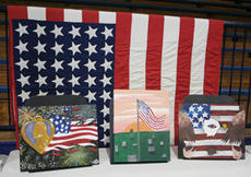 "<div class=""source"">Jeff Moreland</div><div class=""image-desc"">WCHS students displayed some of their patriotic art during the Veteran's Day ceremony Friday.</div><div class=""buy-pic""><a href=""/photo_select/382"">Buy this photo</a></div>"