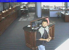 "<div class=""source"">Any</div><div class=""image-desc"">Surveillance video allegedly shows Ledrick Shontay Edwards in banks in the area prior to the Nov. 7 robbery of the Springfield State Bank branch on Bardstown Road in Springfield.</div><div class=""buy-pic""><a href=""/photo_select/3584"">Buy this photo</a></div>"