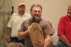 "<div class=""source"">Photo by Brandon Mattingly</div><div class=""image-desc"">Donny Bray represented the Warren County Pork Choppers for the cooking team being awarded first place of the Jim Beam Bluegrass BBQ Showdown.</div><div class=""buy-pic""><a href=""/photo_select/15111"">Buy this photo</a></div>"