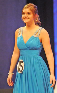 """<div class=""""source"""">Richard RoBards</div><div class=""""image-desc"""">Lauren White, Washington County's Junior Miss 2008, competed in the state Junior Miss contest this past weekend.</div><div class=""""buy-pic""""><a href=""""/photo_select/1511"""">Buy this photo</a></div>"""