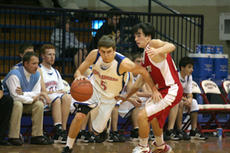 """<div class=""""source"""">Jimmie Earls</div><div class=""""image-desc"""">Washington County junior Alex Simms, left, drives past Taylor County's Lloyd Stotts during the Commanders season opener at home Dec. 2. The Commanders lost the game 86-59.</div><div class=""""buy-pic""""><a href=""""/photo_select/974"""">Buy this photo</a></div>"""