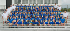 """<div class=""""source"""">Photo submitted</div><div class=""""image-desc"""">Pictured is the 2012 Commander football team. They kick the season off on Friday at home against Bethlehem at 7:30 p.m.</div><div class=""""buy-pic""""></div>"""