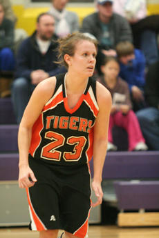 """<div class=""""source"""">Jimmie Earls</div><div class=""""image-desc"""">Springfield native Katie Filiatreau was recently named the Mid-South Conference's Womens Basketball Player of the Week for her performance with the Lady Tigers of Georgetown College.</div><div class=""""buy-pic""""><a href=""""/photo_select/6932"""">Buy this photo</a></div>"""