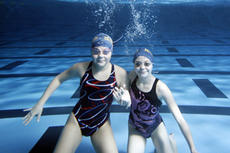 "<div class=""source"">Jesse Osbourne/Landmark News Service</div><div class=""image-desc"">Bethlehem swim team members Mary Beth Spaulding and Lilly Boone are both sixth graders at St. Dominic school.</div><div class=""buy-pic""><a href=""/photo_select/4191"">Buy this photo</a></div>"