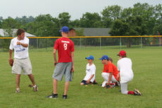 """<div class=""""source"""">Jimmie Earls</div><div class=""""image-desc"""">Commander head coach Derek Schuler, left, goes over some throwing exercises with some of the baseball camp's attendees.</div><div class=""""buy-pic""""><a href=""""http://web2.lcni5.com/cgi-bin/c2newbuyphoto.cgi?pub=023&orig=web-wcbaseballcamp2.jpg"""" target=""""_new"""">Buy this photo</a></div>"""