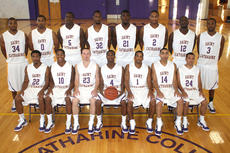 "<div class=""source"">SCC Sports Information</div><div class=""image-desc"">The St. Catharine mens' basketball team tipped off the 2010-11 season last night against Indiana South East. The team opens home play Dec. 2 when the Patriots host Georgetown College.