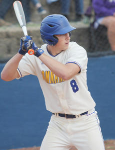 """<div class=""""source"""">Photo by John Overby</div><div class=""""image-desc"""">WC senior Adam Smith says that there is nothing like the thrill of hitting a home run. """"When it hits that sweet spot, it doesn't feel like you're hitting anything,"""" he said.</div><div class=""""buy-pic""""><a href=""""/photo_select/16315"""">Buy this photo</a></div>"""