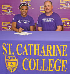 """<div class=""""source"""">Photo by SCC Sports Information</div><div class=""""image-desc"""">SCC volleyball head coach Jason McDannold hopes that Texas high school standout Andrea """"Andie"""" Hurt can help bolster its 2014-2015 roster with her 34-inch vertical leap.</div><div class=""""buy-pic""""><a href=""""/photo_select/16825"""">Buy this photo</a></div>"""