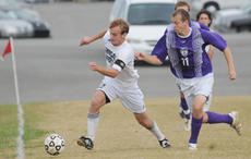 """<div class=""""source"""">Richard RoBards</div><div class=""""image-desc"""">SCC senior Jonathan Foster, right, applies defensive pressure against Campbellsville University in recent Mid-South Conference action. Foster received honorable mention all-conference honors and was also named to the all-academic team.</div><div class=""""buy-pic""""><a href=""""/photo_select/1502"""">Buy this photo</a></div>"""