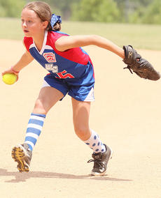 """<div class=""""source"""">Photo by Jeff Moreland</div><div class=""""image-desc"""">Reagan Abell handles a ground ball at second base for the 9-10-year-old Washington County all-star team Saturday. Washington County fell 13-3 to Russell County in the opener.                                               </div><div class=""""buy-pic""""><a href=""""/photo_select/16668"""">Buy this photo</a></div>"""