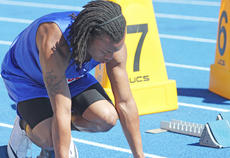 "<div class=""source"">Photo by John Overby</div><div class=""image-desc"">Senior Ty'Lyn Byas competed in two events at state: the 100-meter dash and 4x200-meter relay.</div><div class=""buy-pic""><a href=""/photo_select/16465"">Buy this photo</a></div>"