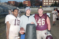 """<div class=""""source"""">Richard RoBards</div><div class=""""image-desc"""">Former Washington County football players, from left, Stewart Jones, Shane Bueter and Ethan Devine, are hoping to make an impact for the Campbellsville Tigers in the years ahead.</div><div class=""""buy-pic""""><a href=""""http://web2.lcni5.com/cgi-bin/c2newbuyphoto.cgi?pub=023&orig=web_jonesbueterdevine.jpg"""" target=""""_new"""">Buy this photo</a></div>"""