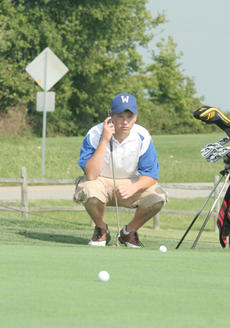 """<div class=""""source"""">Jimmie Earls</div><div class=""""image-desc"""">Washington County's Matthew Spalding lines up a putt against Bardstown Monday.</div><div class=""""buy-pic""""><a href=""""/photo_select/5090"""">Buy this photo</a></div>"""