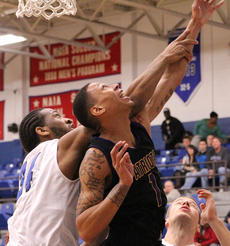 "<div class=""source"">Photo by SCC Sports Information</div><div class=""image-desc"">SCC senior William Tolefree was a major contributor for this year's NAIA Elite Eight Patriot squad.</div><div class=""buy-pic""></div>"