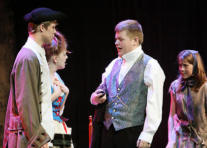 The Central Kentucky Youth Actors will perform Les Miserables at Springfield's Opera House this weekend. Shows will run Friday, May 27 and Saturday, May 28, with both starting at 7 p.m.
